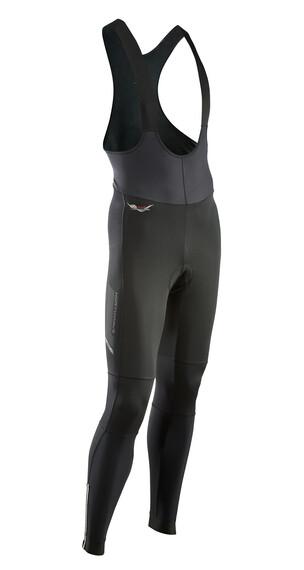 Northwave Fast Spodnie na szelkach długie Mężczyźni Selective Protection czarny